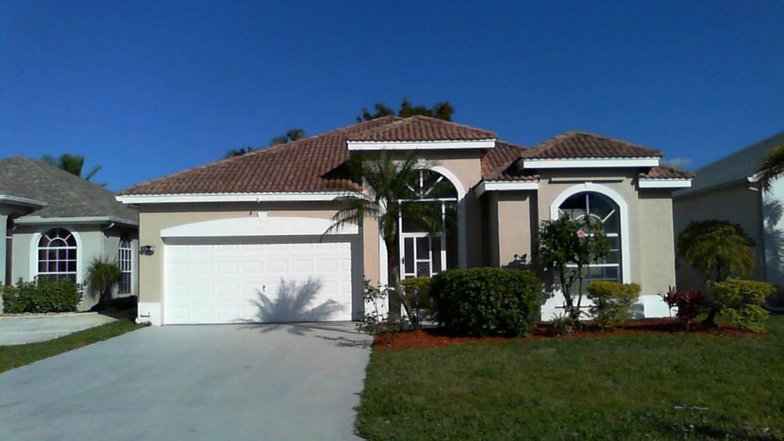 Single Family Home for Sale at 116 Belmont Drive 116 Belmont Drive Royal Palm Beach, Florida 33411 United States