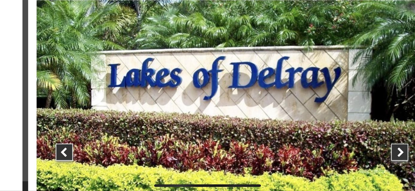 Condominium for Sale at 15011 Ashland Circle # 4 15011 Ashland Circle # 4 Delray Beach, Florida 33484 United States