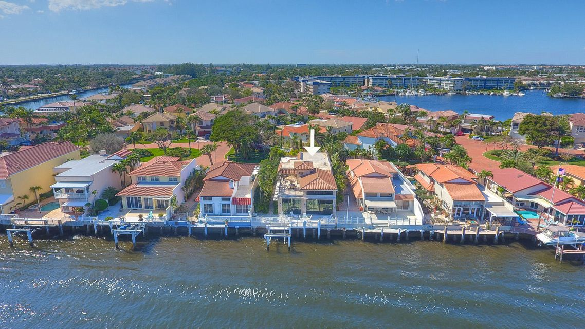 Single Family Home for Sale at 3561 Admirals Way 3561 Admirals Way Delray Beach, Florida 33483 United States