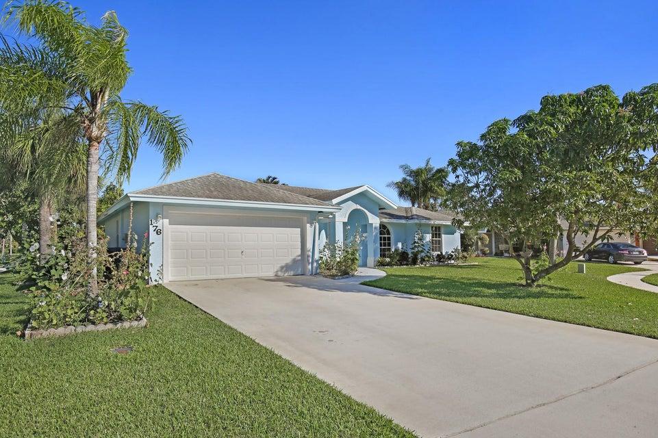 Частный односемейный дом для того Продажа на 176 Park Road 176 Park Road West Palm Beach, Флорида 33411 Соединенные Штаты