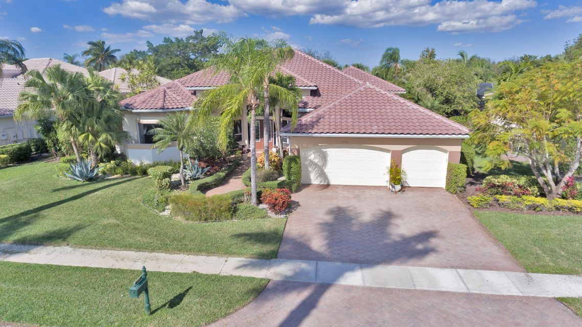 Home for sale in James Estate At Wycliffe Golf And Country Club Wellington Florida