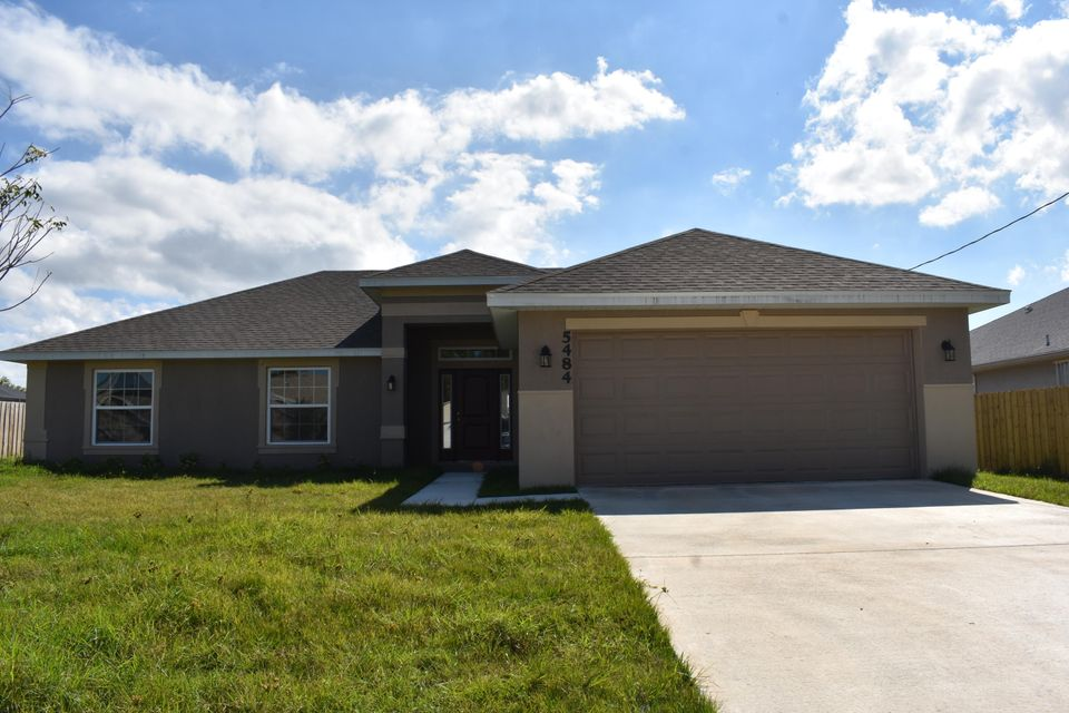 5484 NW Commodore Terrace  Port Saint Lucie FL 34983