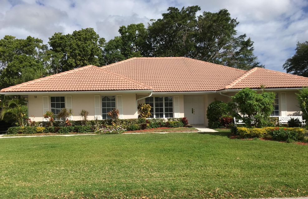 18 Berwick Road Palm Beach Gardens FL 33418   RX-10407445 in Pga ...