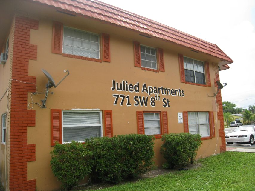 Apartment for Rent at 771 SW 8th Street # 111 771 SW 8th Street # 111 Pompano Beach, Florida 33060 United States