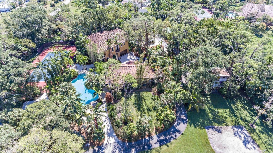 Single Family Home for Sale at 5201 Godfrey Road 5201 Godfrey Road Parkland, Florida 33067 United States