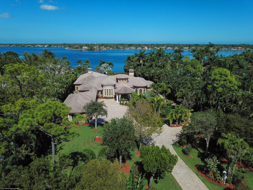 Single Family Home for Sale at 5695 Pennock Point Road 5695 Pennock Point Road Jupiter, Florida 33458 United States