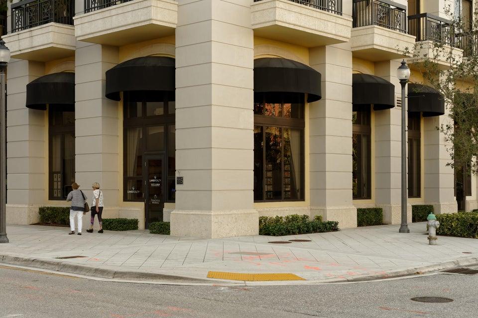Кондоминиум для того Продажа на 701 S Olive Avenue # 115 And 116 701 S Olive Avenue # 115 And 116 West Palm Beach, Флорида 33401 Соединенные Штаты