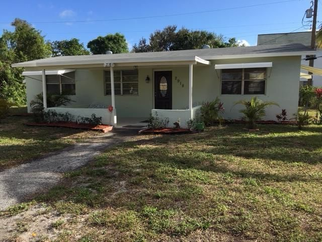 Home for sale in WEST GATE ESTATES NORTHERN West Palm Beach Florida