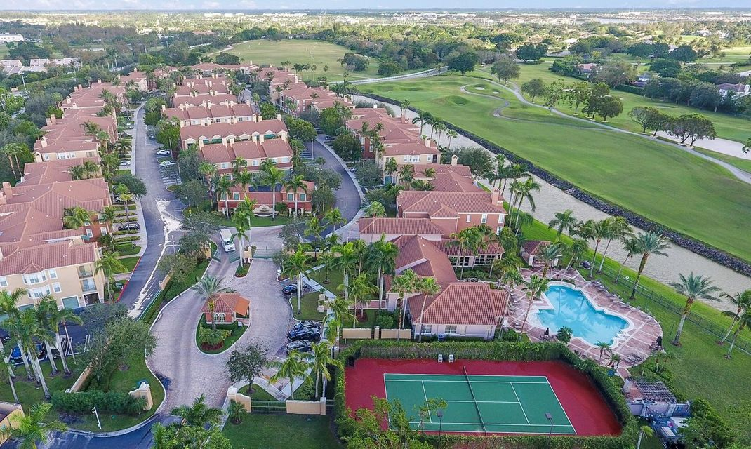 Home for sale in St Andrews At The Polo Club Wellington Florida