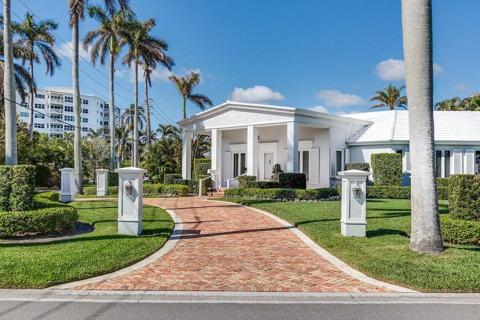 独户住宅 为 销售 在 104 Seabreeze Avenue 104 Seabreeze Avenue 德尔雷比奇海滩, 佛罗里达州 33483 美国