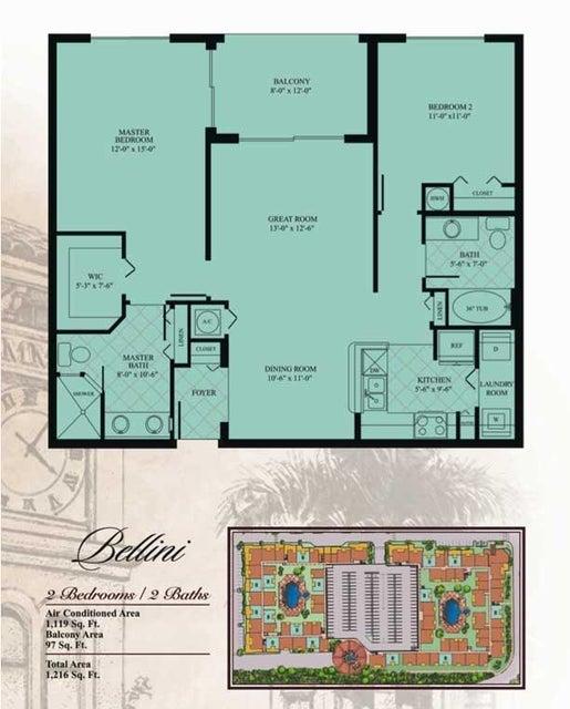 Condominium for Rent at 1660 Renaissance Commons Boulevard # 2619 1660 Renaissance Commons Boulevard # 2619 Boynton Beach, Florida 33426 United States