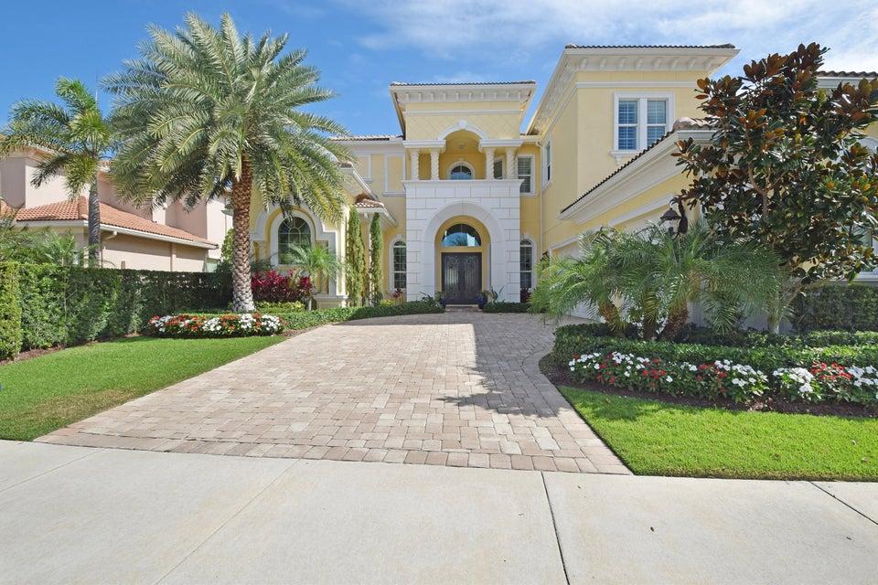 独户住宅 为 销售 在 13910 Chester Bay Lane 13910 Chester Bay Lane 北棕榈滩, 佛罗里达州 33408 美国