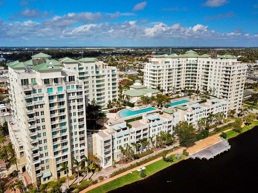 Кондоминиум для того Продажа на 450 N Federal Highway # 1215N 450 N Federal Highway # 1215N Boynton Beach, Флорида 33435 Соединенные Штаты