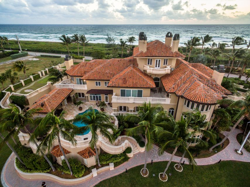 Single Family Home for Sale at 1960 S Ocean Boulevard 1960 S Ocean Boulevard Manalapan, Florida 33462 United States