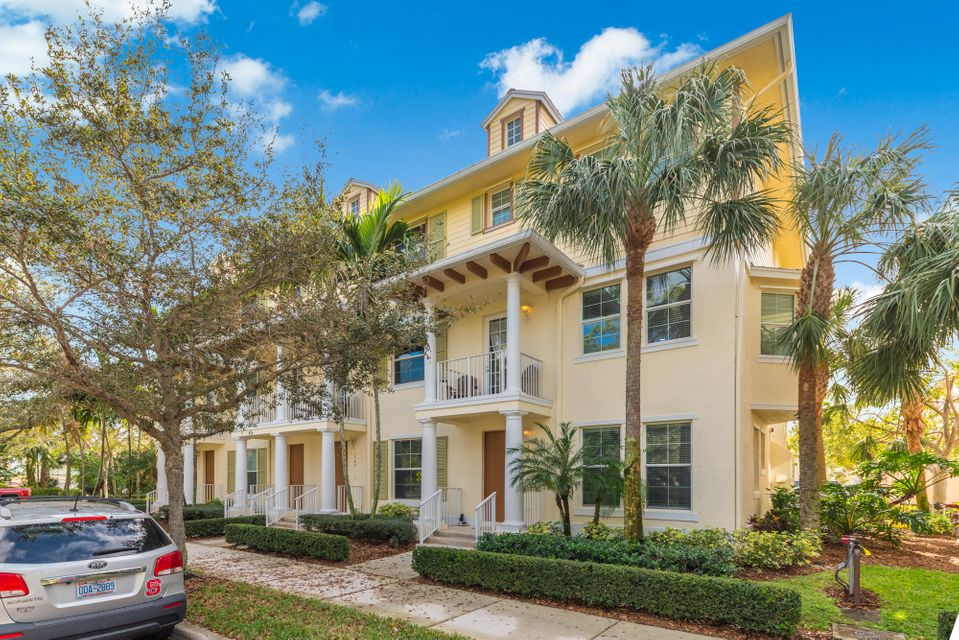 Townhouse for Sale at 1550 Grande Cull Way 1550 Grande Cull Way Jupiter, Florida 33458 United States