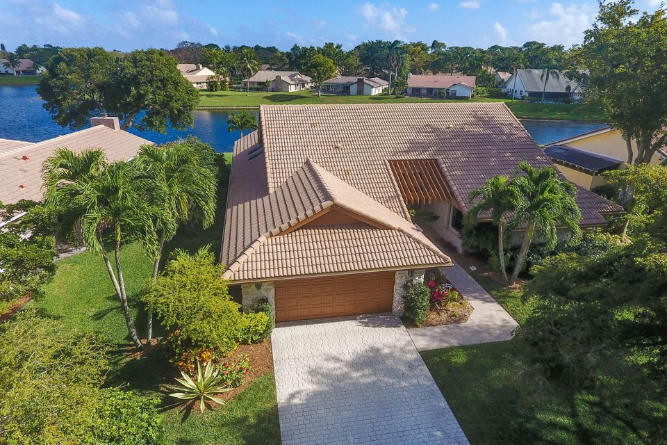 Home for sale in Millpond North Boca Raton Florida