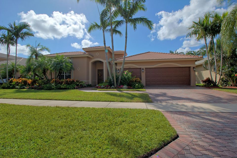 Home for sale in The Estates Royal Palm Beach Florida