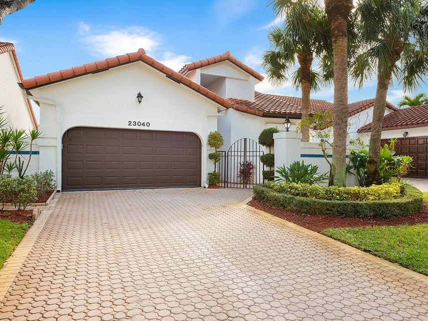 23040 Via Stel - Boca Raton, Florida