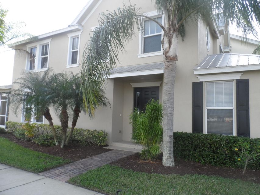 Townhouse for Sale at 10424 SW Westlawn Boulevard 10424 SW Westlawn Boulevard Port St. Lucie, Florida 34987 United States