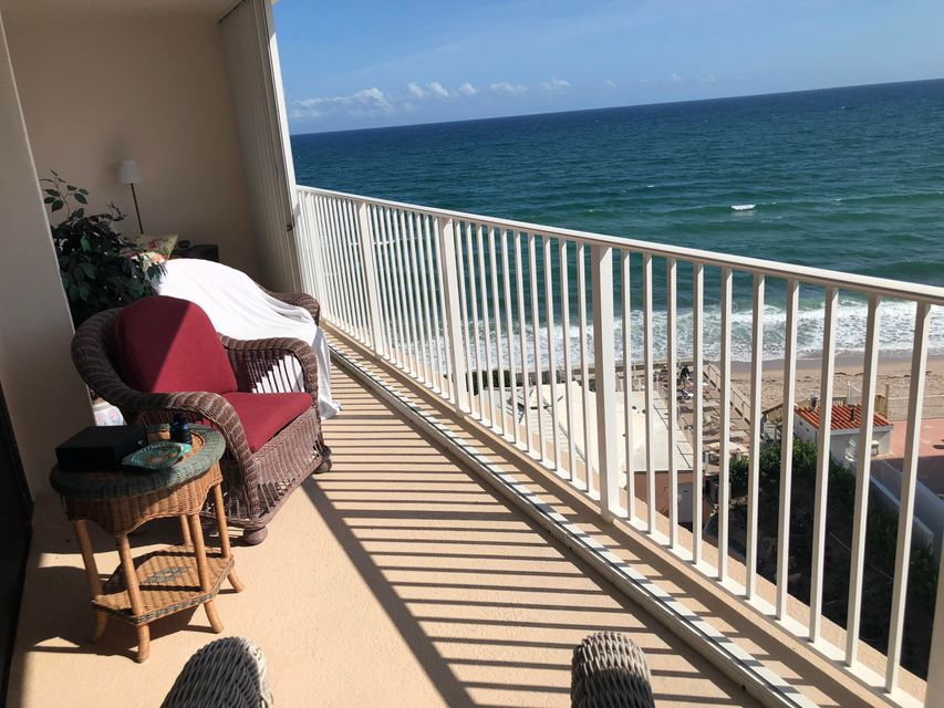 Condominium for Rent at 3590 S Ocean Boulevard # 807 3590 S Ocean Boulevard # 807 South Palm Beach, Florida 33480 United States