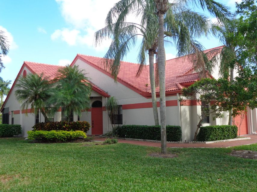 7532 Lexington Club Boulevard A  Delray Beach FL 33446
