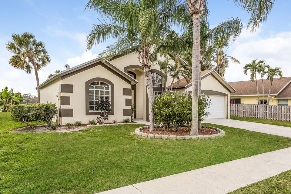 Single Family Home for Rent at 3794 Woods Walk Boulevard 3794 Woods Walk Boulevard Lake Worth, Florida 33467 United States