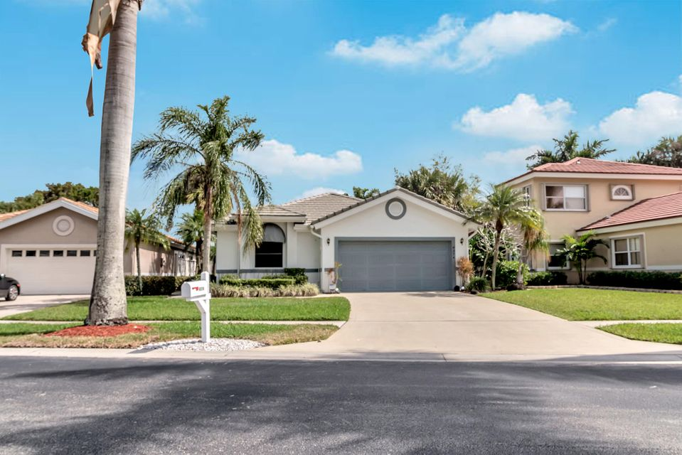 6274 Breckenridge Circle  Lake Worth, FL 33467