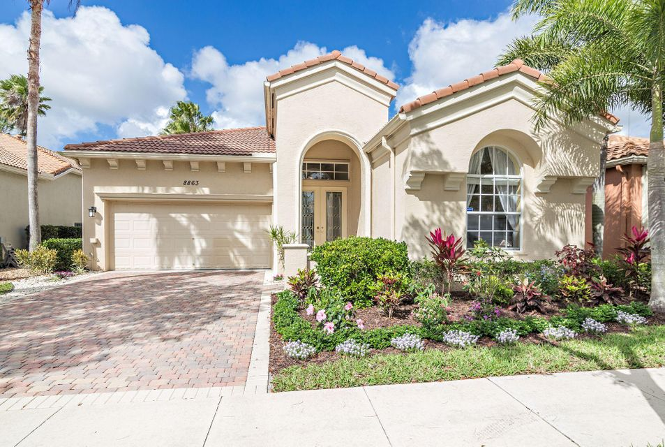 BUENA VIDA home 8863 Via Prestigio Wellington FL 33411
