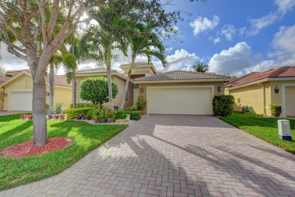Valencia Pointe home 6986 Watertown Drive Boynton Beach FL 33437