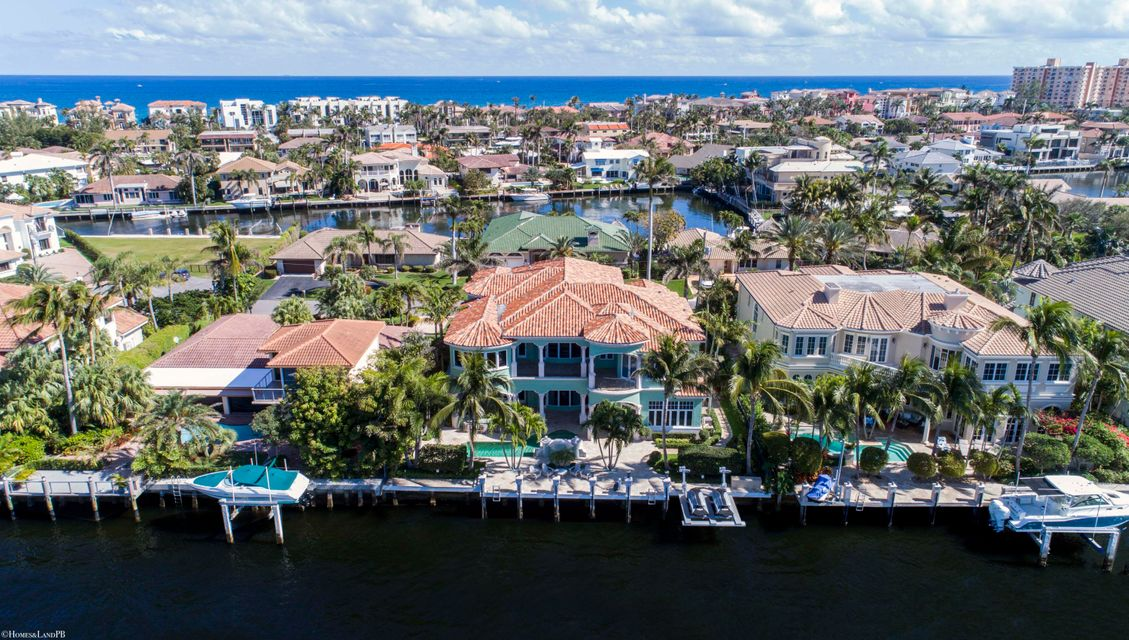 Additional photo for property listing at 4216 Intracoastal Drive 4216 Intracoastal Drive Highland Beach, Florida 33487 United States