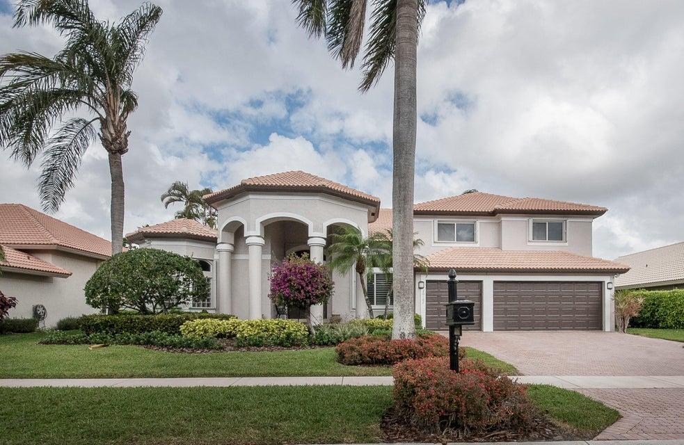 独户住宅 为 销售 在 20167 Palm Island Drive 20167 Palm Island Drive 博卡拉顿, 佛罗里达州 33498 美国