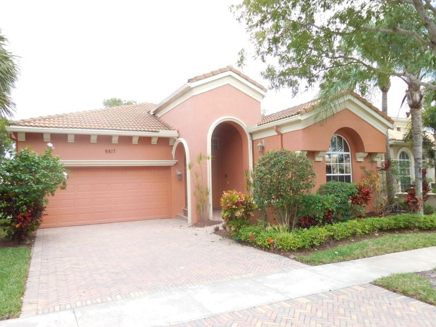 BUENA VIDA home 9817 Via Elegante Wellington FL 33411