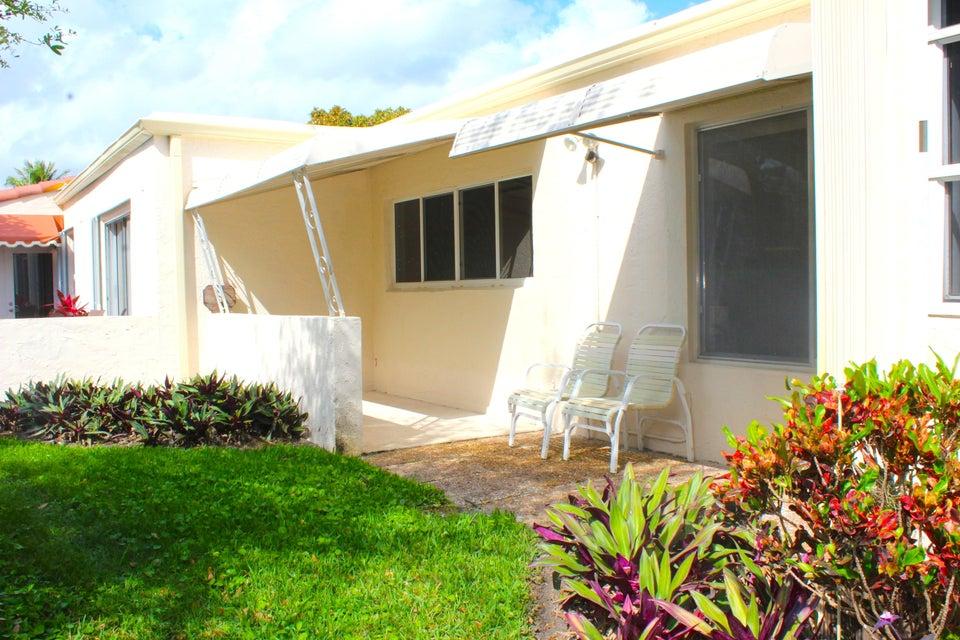 Condominium for Sale at 2650 Boundbrook Boulevard # 108 2650 Boundbrook Boulevard # 108 Palm Springs, Florida 33406 United States
