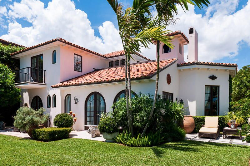 Single Family Home for Sale at 2701 S Flagler Drive 2701 S Flagler Drive West Palm Beach, Florida 33405 United States