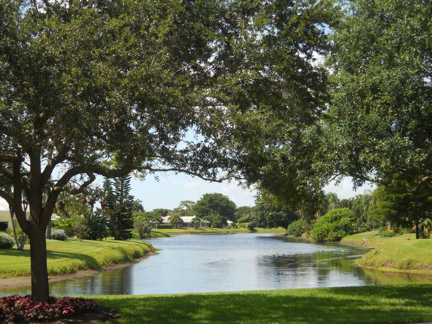 Villa for Sale at 11607 N Lake Drive # 13 Garden 11607 N Lake Drive # 13 Garden Boynton Beach, Florida 33436 United States