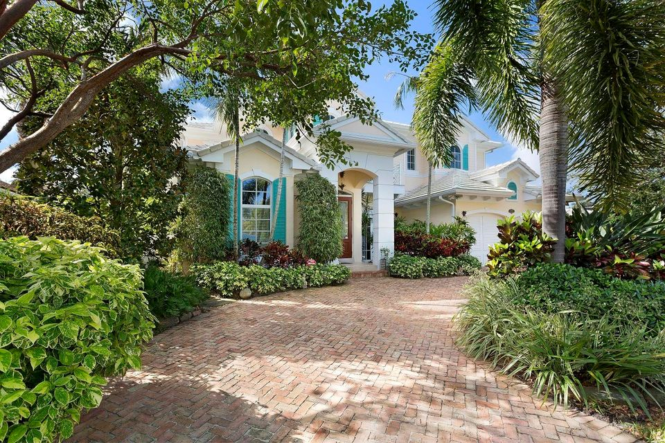 Single Family Home for Sale at 1032 Vista Del Mar Drive 1032 Vista Del Mar Drive Delray Beach, Florida 33483 United States