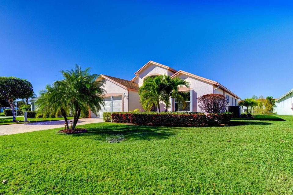 Home for sale in CYPRESS LAKES 12 West Palm Beach Florida