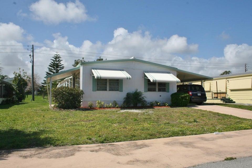 Móvil / Fabricado por un Venta en 7248 SE Swan Avenue 7248 SE Swan Avenue Hobe Sound, Florida 33455 Estados Unidos