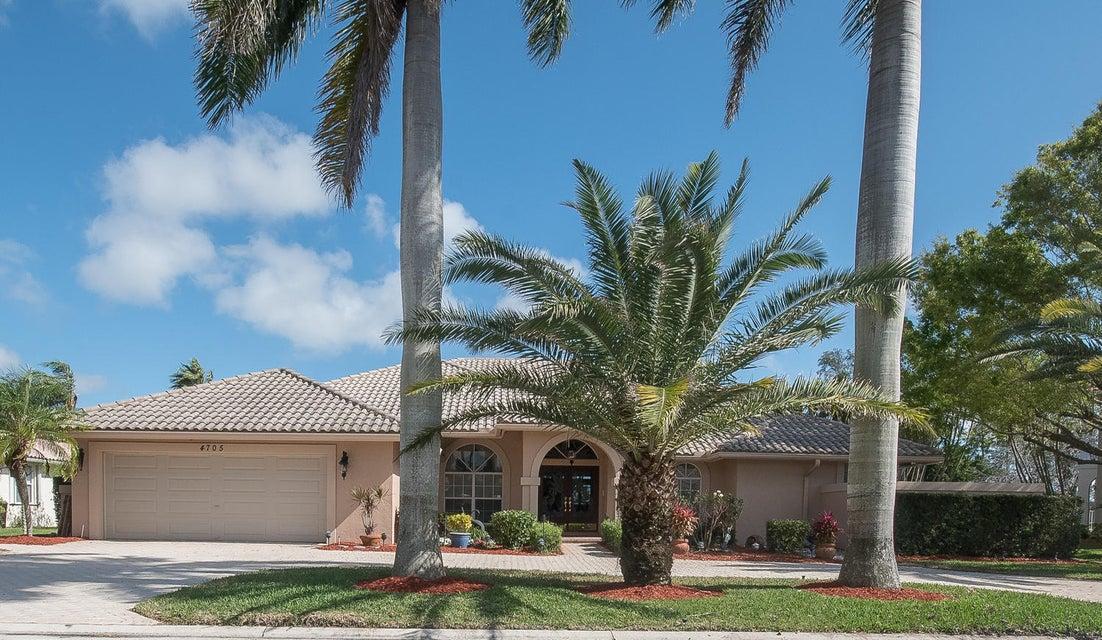 4705 Bucida Road  Boynton Beach FL 33436