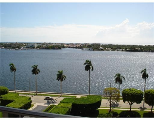 Condominium for Rent at 1701 S Flagler Drive # 1108 1701 S Flagler Drive # 1108 West Palm Beach, Florida 33401 United States