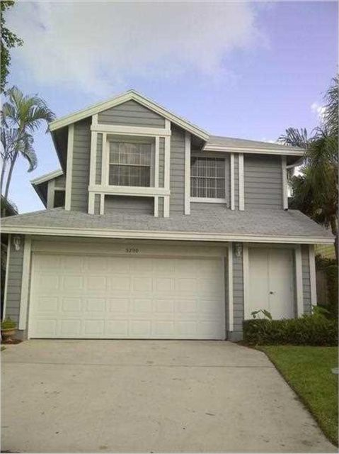 Townhouse for Rent at 5290 Park Pl Circle 5290 Park Pl Circle Boca Raton, Florida 33486 United States