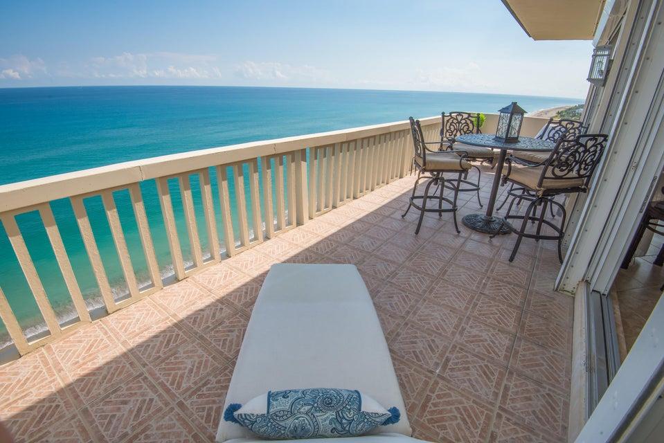 Condominium for Rent at 840 Ocean Drive # Ph-A 840 Ocean Drive # Ph-A Juno Beach, Florida 33408 United States