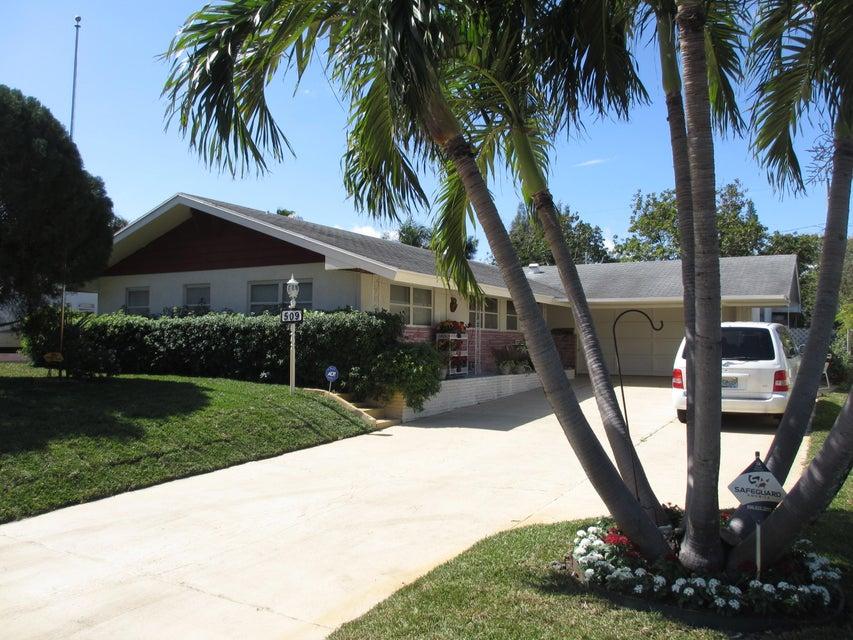 509 Virginia Drive  Lake Worth, FL 33461
