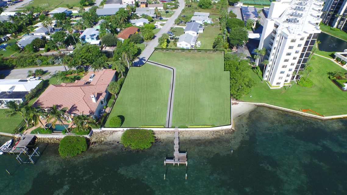 Single Family Home for Sale at Lot 1 A N Harbor N Road Lot 1 A N Harbor N Road Tequesta, Florida 33469 United States