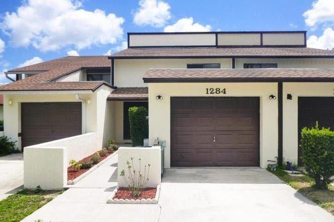 Townhouse for Rent at 1284 The 12th Fairway 1284 The 12th Fairway Wellington, Florida 33414 United States