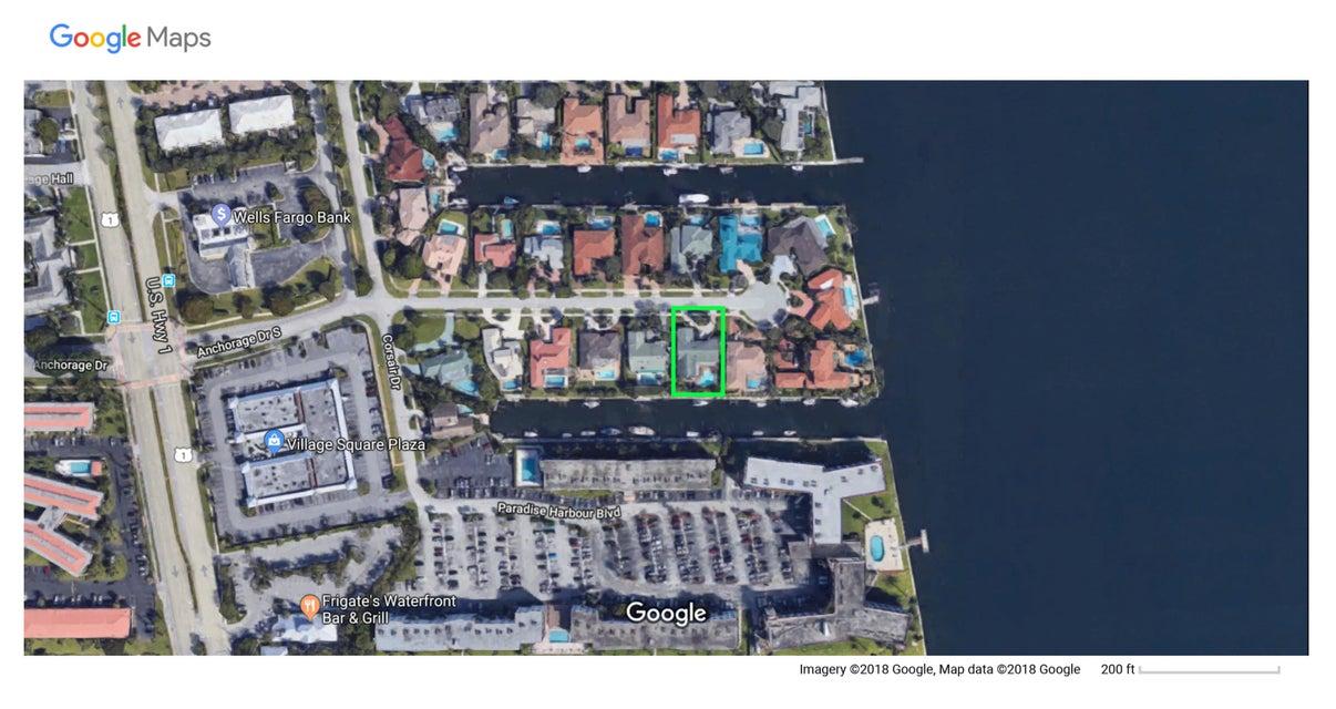 独户住宅 为 销售 在 120 Anchorage Drive 120 Anchorage Drive 北棕榈滩, 佛罗里达州 33408 美国