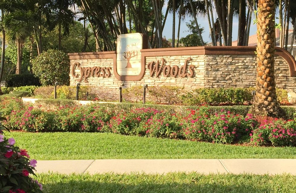 CYPRESS WOODS HOMES