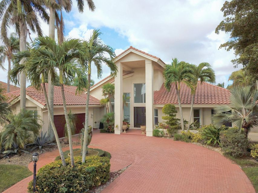 Single Family Home for Rent at 17208 Northway Circle 17208 Northway Circle Boca Raton, Florida 33496 United States