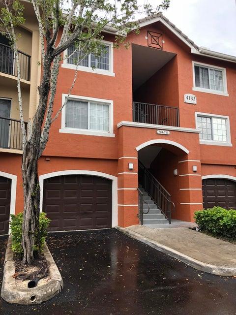 4183 Haverhill Road 710  West Palm Beach, FL 33417