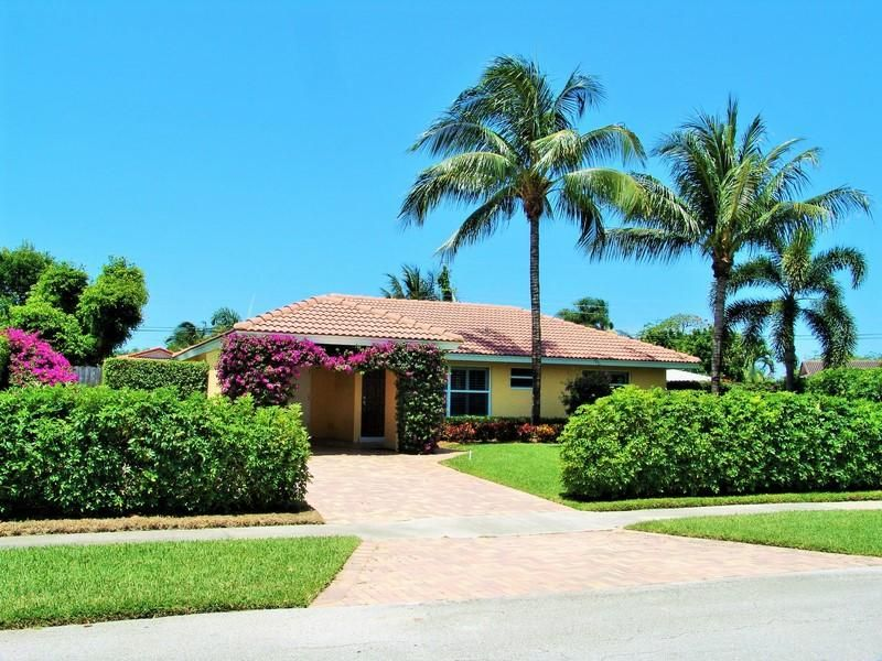 Single Family Home for Rent at 1301 NW 14th Court 1301 NW 14th Court Boca Raton, Florida 33486 United States